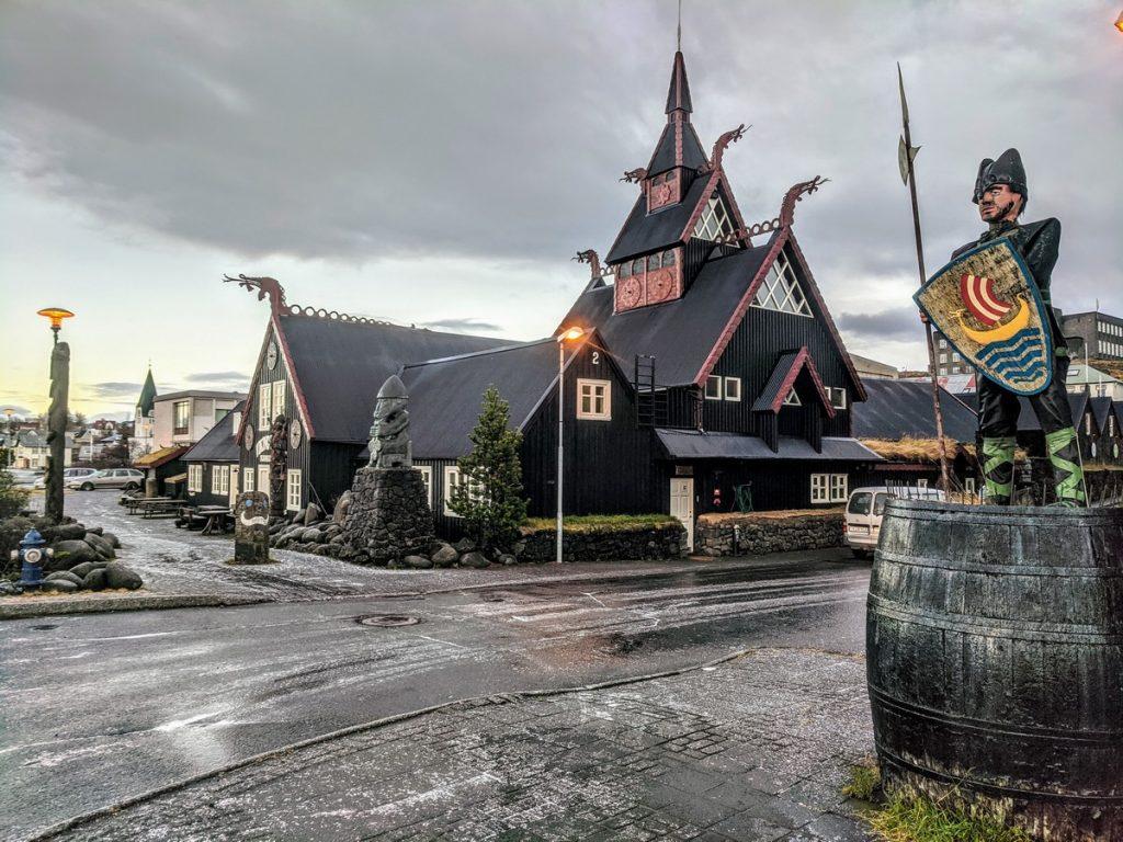 הכפר הויקינגי