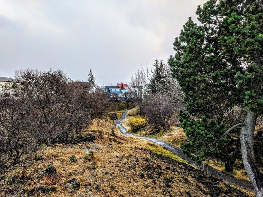 גן Hellisgerði